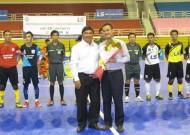 Khai mạc Giải Futsal các đội mạnh TPHCM mở rộng 2012 – Cup LS lần 6