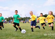 Summer Football courses for children