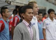 """Tổng hợp vòng 4 V-League 2013  """"Đại chiến"""" trên đất thủ đô"""