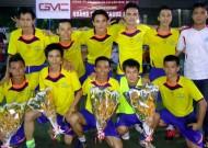 Khai mạc giải bóng đá QNA. League 2013
