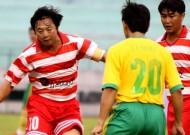 Cựu tuyển thủ Việt Nam – Cựu tuyển thủ Thái Lan đá bóng giao lưu gây quỹ từ thiện