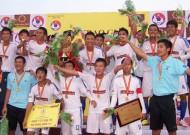Kết thúc giải U19 Quốc gia Cup Tôn Hoa Sen 2013: Đánh bại SLNA, K.Khánh Hòa lên ngôi vô địch