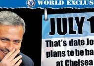 Mourinho về lại Chelsea: Lại tiếp tục cuộc đấu tranh quyền lực