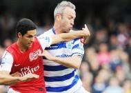 23h30 ngày 4/5, QPR vs Arsenal: Chống lại lịch sử