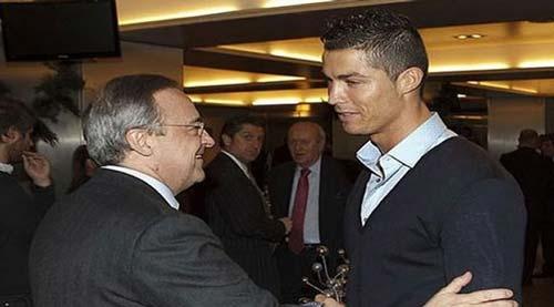 Ronaldo không phải để bán