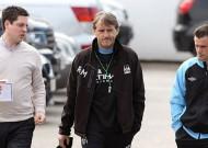 """Tương lai Mancini bất ổn sau khi M.C """"đi đêm"""" với Pellegrini"""