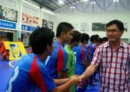 Giải Futsal Vô địch TP HCM năm 2013: Thái Sơn Nam Quận 8 toàn thắng