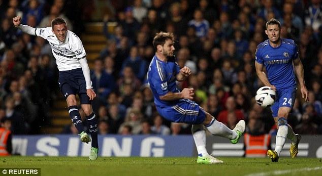 Sigurdsson ghi bàn gỡ hòa 2-2 mang về 1 điểm quý giá cho Tottenham