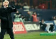 HLV Ancelotti thừa nhận khó cưỡng nổi lời mời từ Madrid