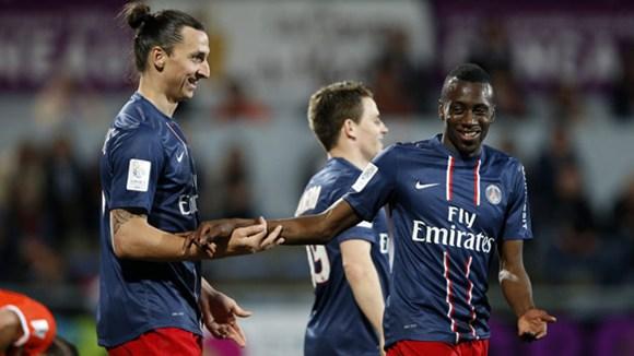 Ibrahimovic đi vào lịch sử Ligue 1