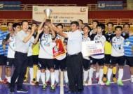 Thái Sơn Nam vô địch LS Cup TPHCM 2012