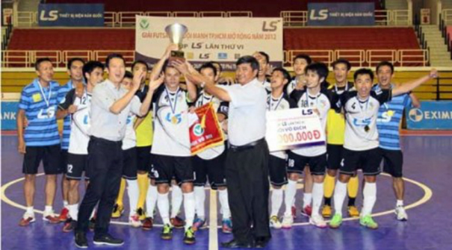 Thai Son Nam crowned 2012 LS Cup
