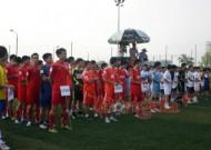Một số hình ảnh đẹp về ngày khai mạc Hà Nội Premier League