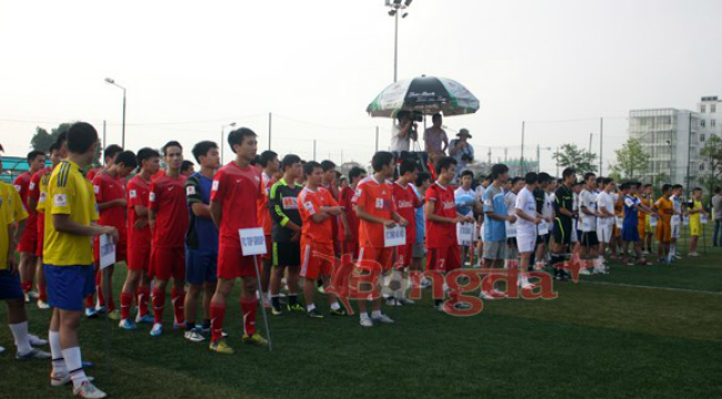 Ha Noi Premier League opening day