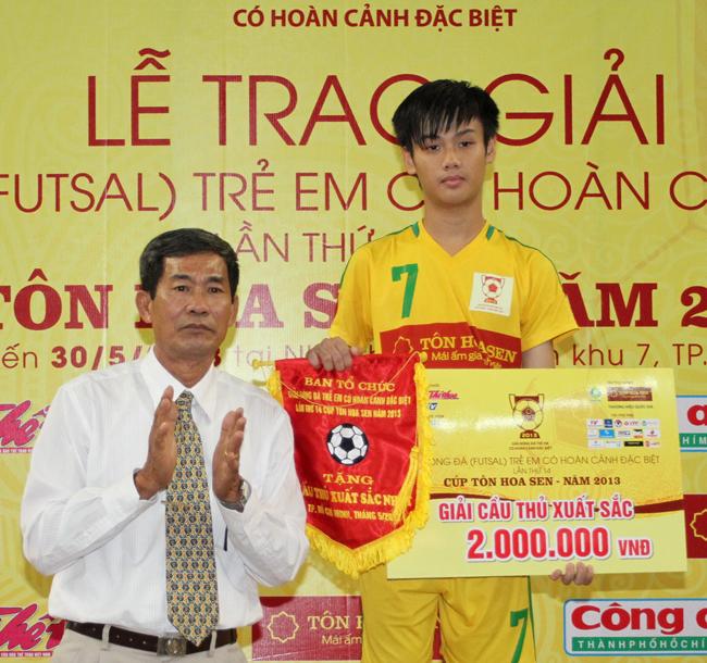 Nguyễn Thành Luân (7- TP.HCM)