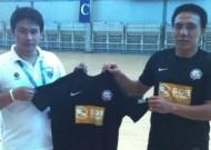 Thủ môn Đặng Phước Anh (Thái Sơn Nam) ký hợp đồng dài hạn với RBAC (Thái Lan)