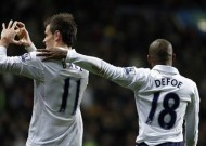 Gareth Bale attempts to trademark heart-shaped goal celebration