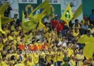 Những khoảnh khắc ấn tượng vòng 8 V-League 2013
