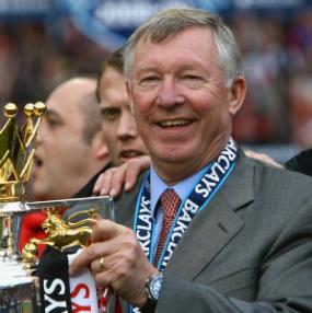 HLV Alex Ferguson