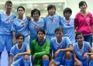 Vòng 3 giải Futsal nữ Vô địch TP HCM năm 2013 : Tao Đàn Quận I thắng đậm