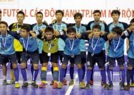 Giải Futsal Toàn quốc 2013: Futsal Khánh Hòa thể hiện sức mạnh
