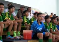 Tứ kết giải Futsal THCS Cup Thái Sơn Nam lần IV năm 2013