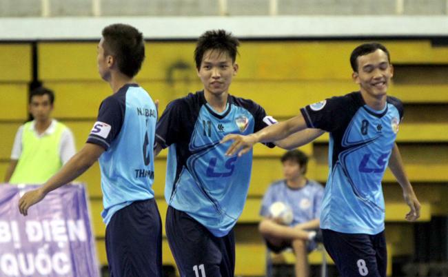 Với nhiều gương mặt trẻ Thái Sơn Nam được nhận diện là ứng cử viên chức vô địch