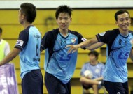 Ngày thi đấu thứ 3 giải Futsal Toàn quốc 2013: Sana Khánh Hòa, Thái Sơn Nam toàn thắng