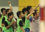 Futsal toàn quốc 2013: Sanna Khánh Hòa, Thái Sơn Nam vào chung kết