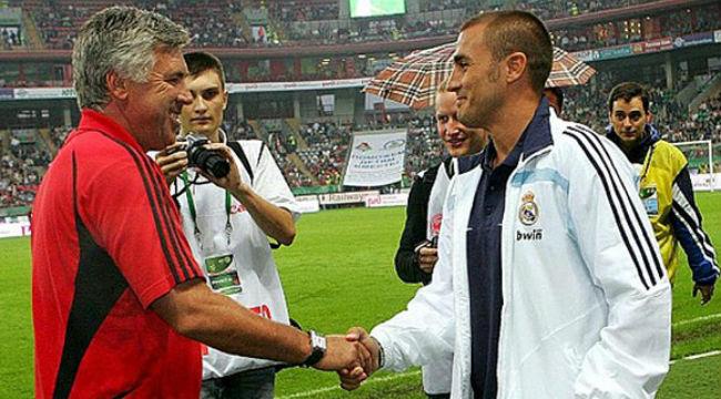 Ancelotti sẽ chọn Cannavaro làm trợ lý nếu đến Real?