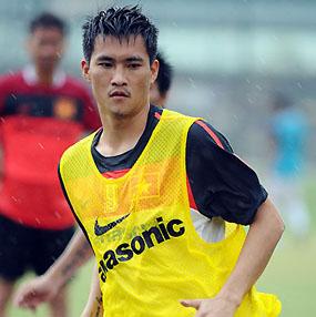 Striker Le Cong Vinh