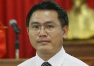 """Chủ tịch Liên đoàn Bóng đá TPHCM - Ông Trần Anh Tú: """"Sẽ từng bước xây dựng tính căn cơ"""""""