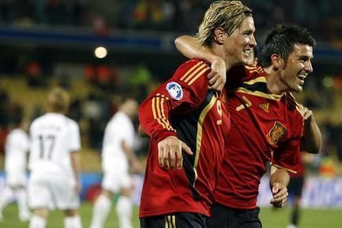 Villa và Torres sẽ phải cạnh tranh 1 suất đá chính trên hàng công của TBN ở trận đấu với Haiti