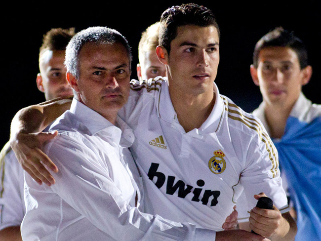 But after parading the league title in front of Real's supporters, Mourinho commits to the club until 2016