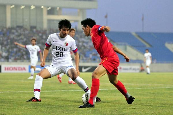 Gặp Kashima Antlers là cơ hội tốt để U23 VN thử nghiệm đội hình cũng như lối chơi. Ảnh: SN