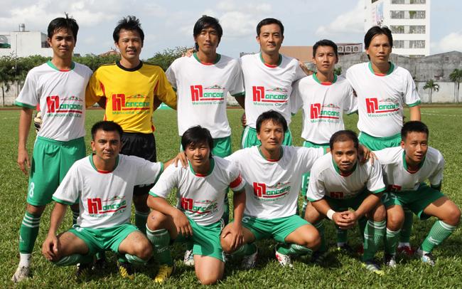 Đội bóng Mancons