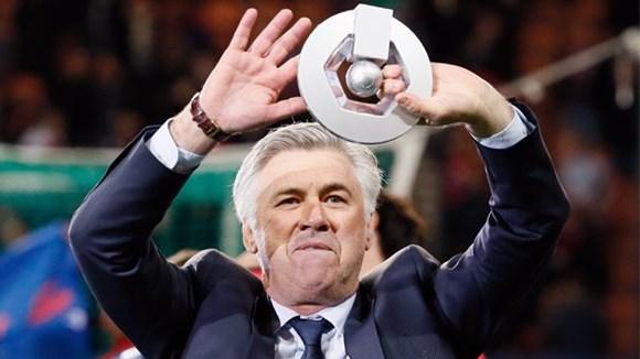 """Real đồng ý chi 4 triệu euro để """"chuộc"""" tự do cho Ancelotti"""