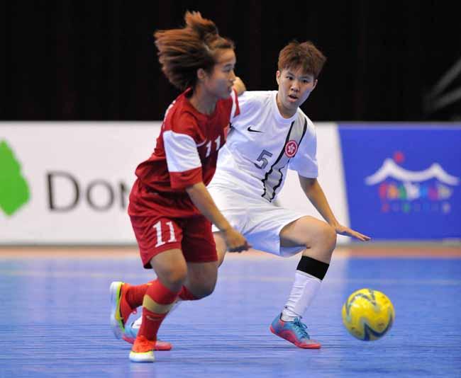 Nguyễn Thị Thanh (11) cầu thủ xuất sắc nhất đội