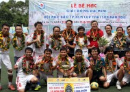 End of Ho Chi Minh City Journalists Association mini tournament – 2013 Thai Son Nam Cup: Tuoi Tre News crowned the champion