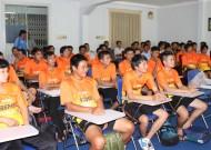 Khai giảng lớp tập huấn, hướng dẫn bóng đá: Dự án kỹ năng ngoại hạng (Premier Skills)