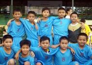 Giải bóng đá Thiếu nhi hè vô địch quận I năm 2013