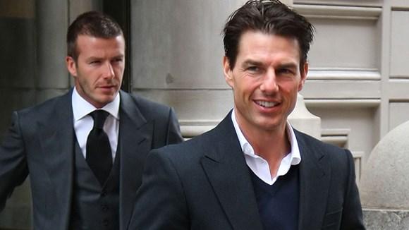 Becks sẽ đóng phim với tài từ Tom Cruise