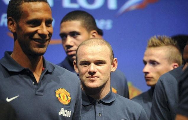Chelsea vẫn chưa thôi chèo kéo Rooney