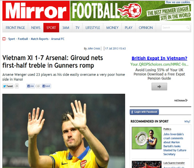 Arsenal400