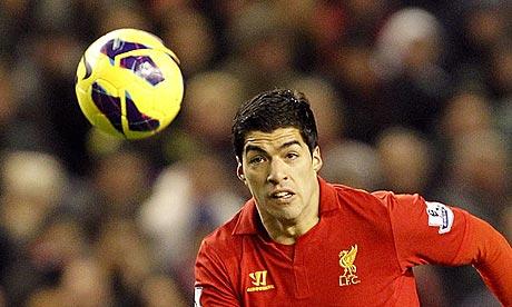 Luis Suárez Liverpool