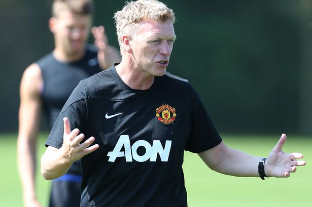 Moyes has popped round to Rooney Towers for a chinwag