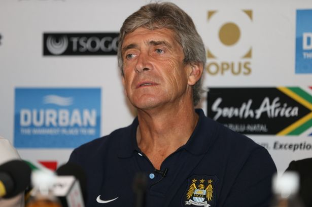 Another done: Manager Manuel Pellegrini has wasted no time in adding to his squad Gallo Images