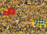 Vòng 14 V-League 2013: SLNA chiếm lại ngôi đầu