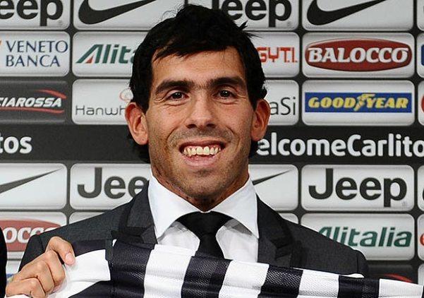Tevez sẽ chơi bóng ở Serie A mùa tới