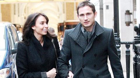 """""""Cặp Lampard"""" cùng nổi"""